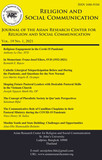 Issue 1, 2021 of ARC Journal Now Available Online