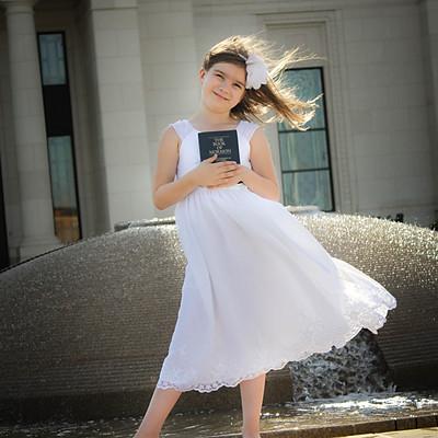Sarah Baptism