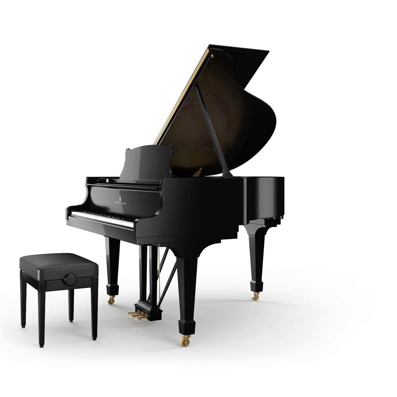 Steinway S-155 Piano