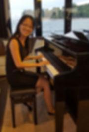 Piano Teacher Liew Hui Jie