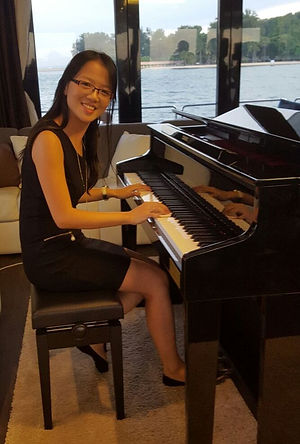 Piano Teacher Liew Hui Jie