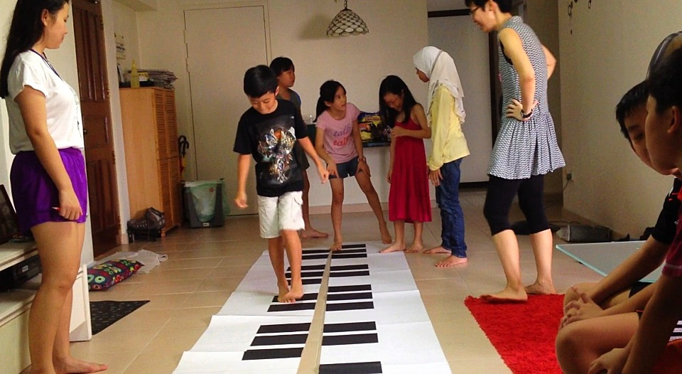 Piano Games with Ms Jelane