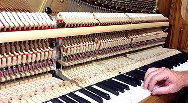 Piano Repair and Assessment