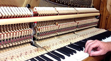 Piano Repair and Assessment