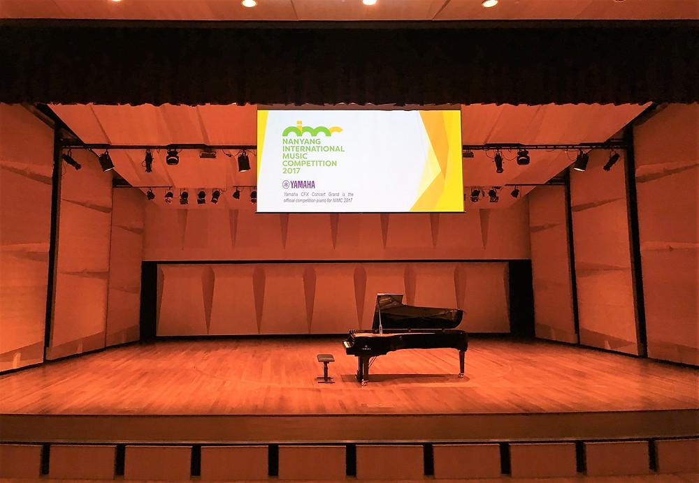 Nanyang International Music Competition