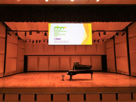 Piano Competitions: An Experiential Perspective