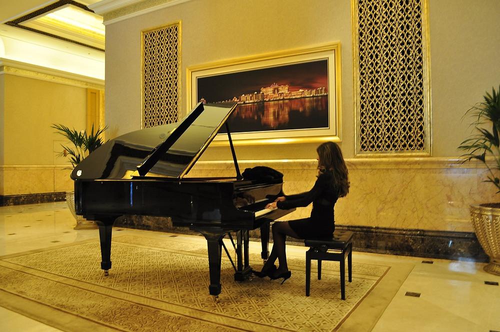 Grand Acoustic Piano
