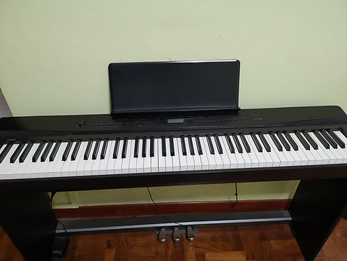 Casio Privia PX330 - 4 Years Old