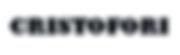 Cristofori piano logo