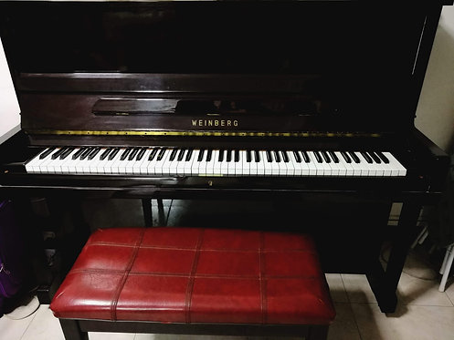 Weinberg L48 - 8 Years Old