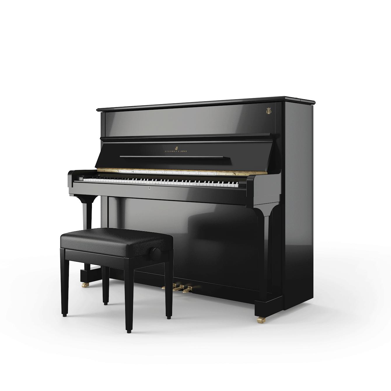Steinway V-125 Piano