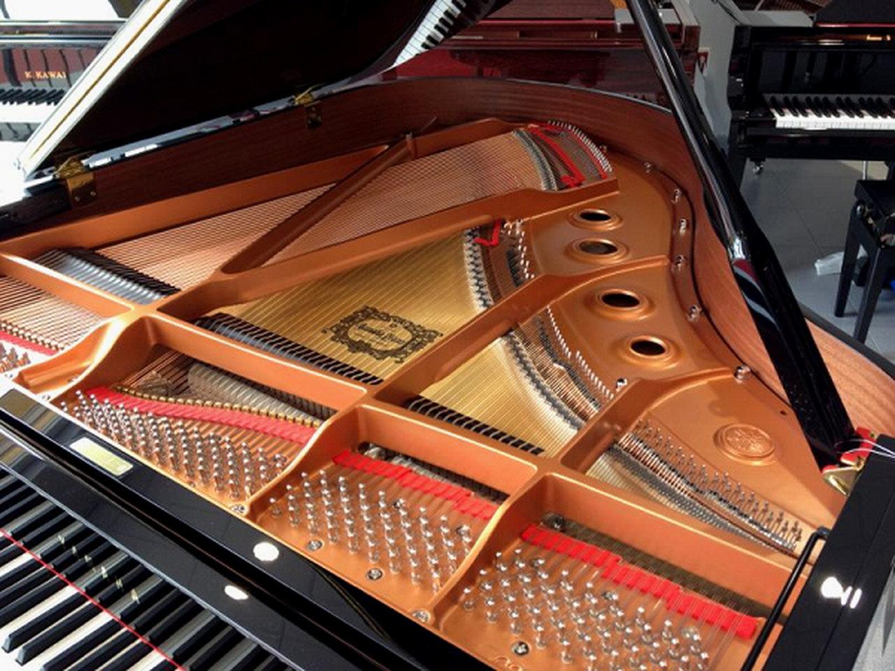 Yamaha C2X View 3