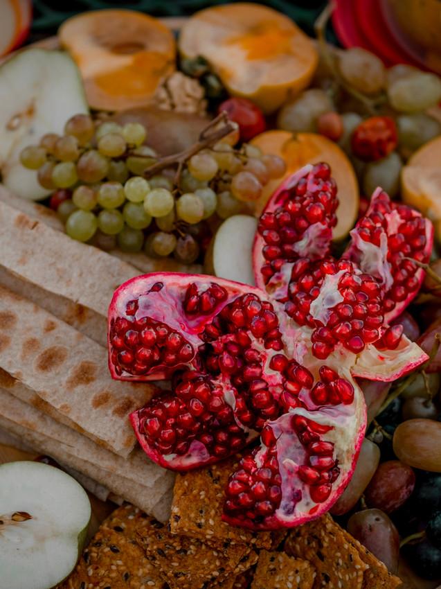 Vegan Grazing for weddings, corporate events, brands