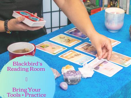 Blackbird's Reading Room