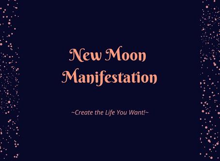 New Moon Manifestation