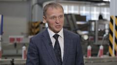 """Открытие завода """"Технониколь"""""""