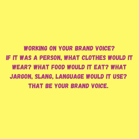 4 steps to defining your authentic brand voice