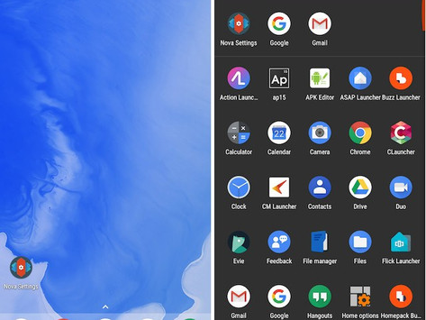 Vital Pieces of Best Launcher for Android