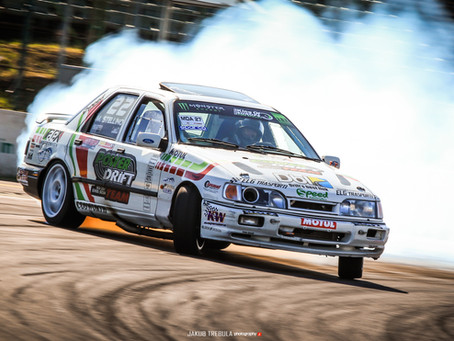 2013 - King of Europe Drift Series