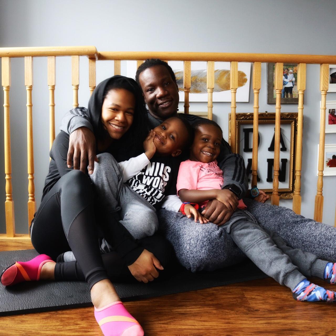 Nikesha's Family
