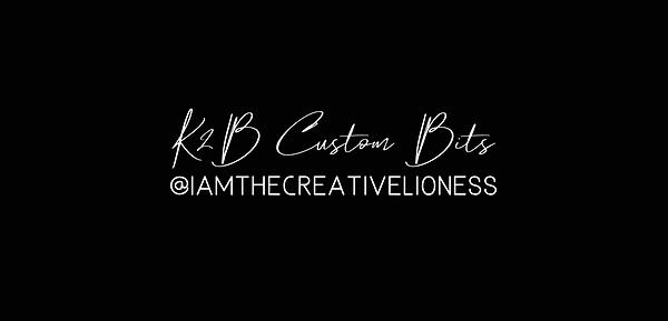 K2B Custom Bits