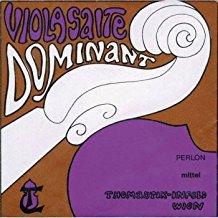 Thomastic Dominant Viola set