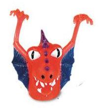 Bat Peg Monster