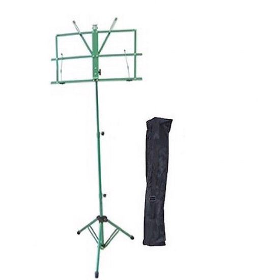 Green Music Stand