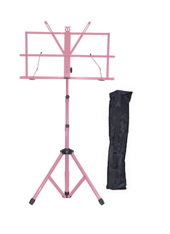 Pink Music Stand
