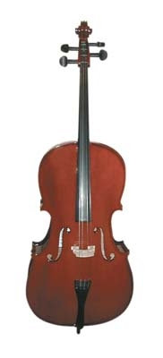 Oxford Beginner Cello Outfit