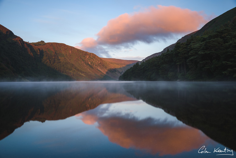 Glendalough. Wicklow. Ireland. Colm Keating Photography.