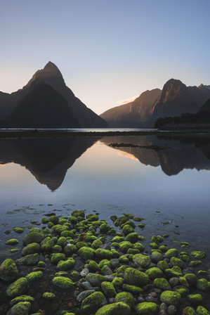 Milford Sound. Fiordland National Park. New Zealand. Colm Keating Photography.