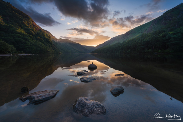 Glendalough. Wicklow. Ireland. Colm Keating Photography