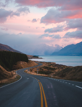 Peters lookout. Mount Cook. Lake Pukaki. New Zealand. Colm Keating Photography.