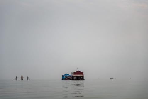 Lake Tonle Sap. Cambodia. Colm Keating Photography.