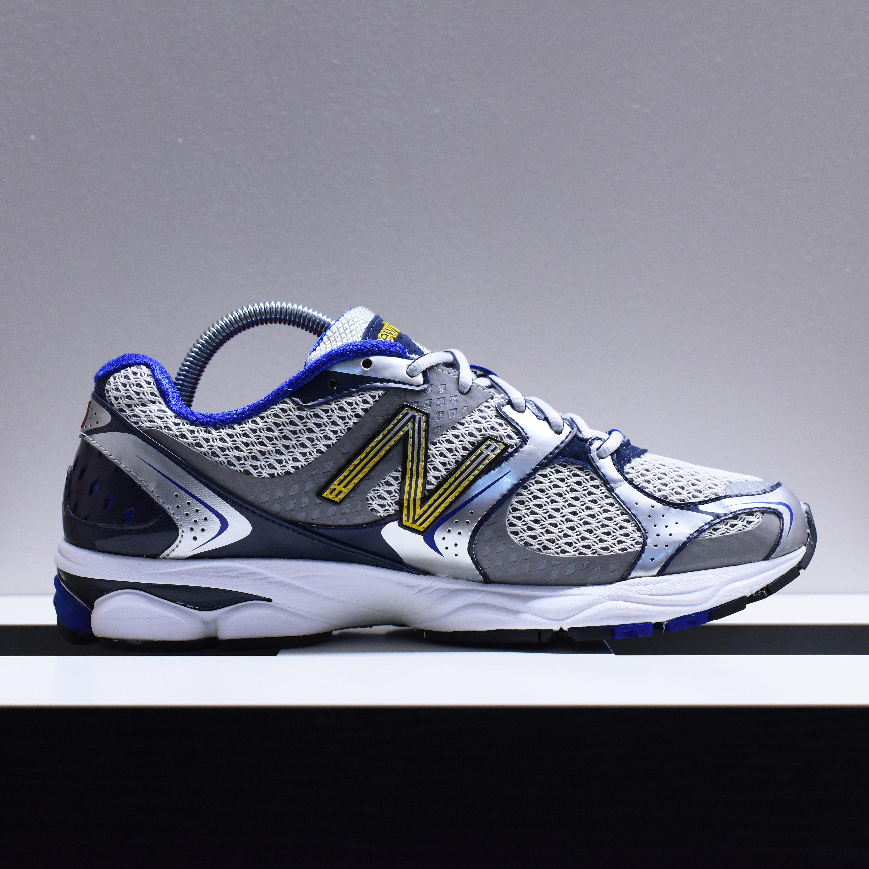 New Balance 1080 V2 - Silver/Blue EU43 | Retro Lab