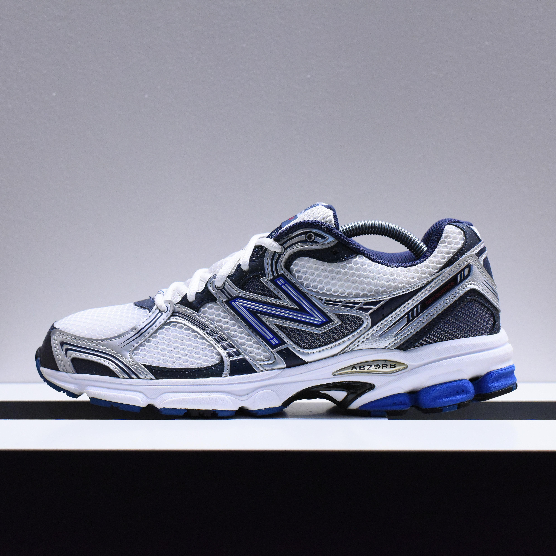 New Balance 563 - Silver/Blue EU43   Retro Lab