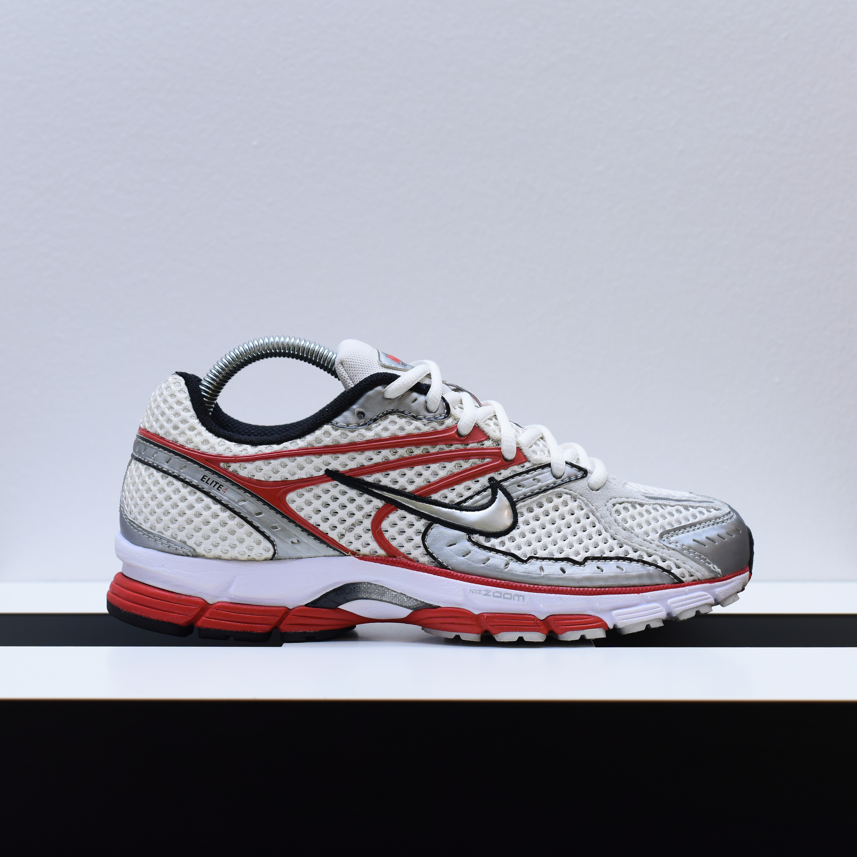 Nike Air Zoom Elite 4 - 2007 Silver/Red