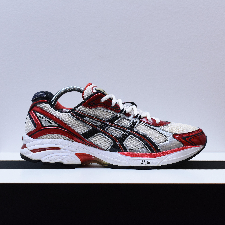 Asics GT-2130 - Silver/Red EU43.5 | Retro Lab