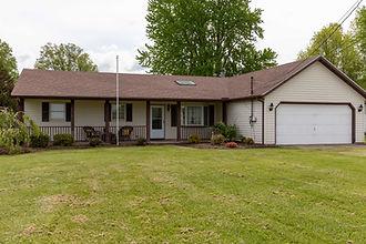 Spacious Rambler 3 Bed 2 Bath 1740 Sq Ft .62 Acre 8711 Avon Beldon Rd North Ridgeville, OH Starting Bid: $199,900