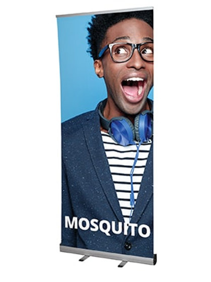 Mosquito Pull Up Banner - 1500mm