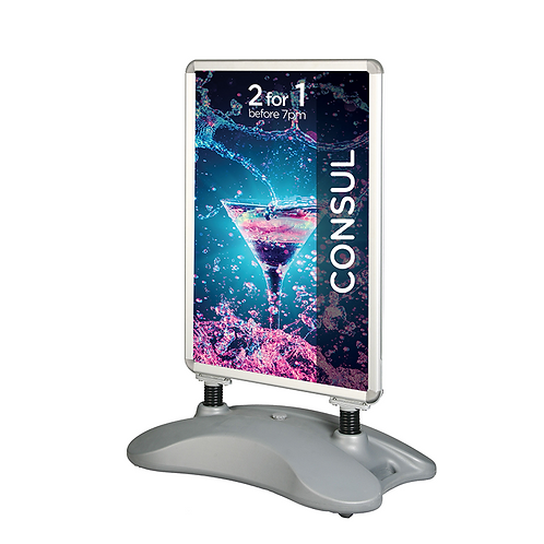 Consul Outdoor Poster Stand A1