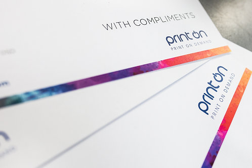 Compliment Slips - 500