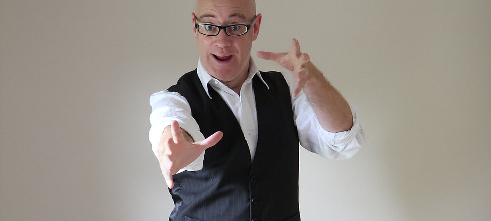 Reuben the Entertainer - Comedy Magician for Kids