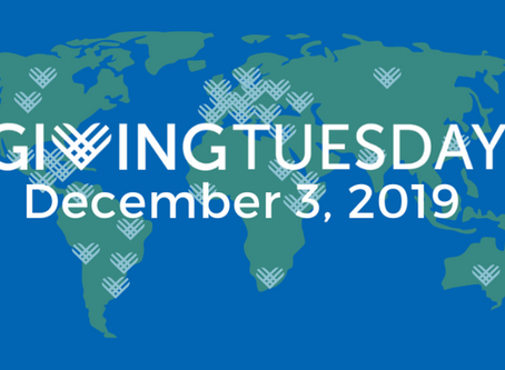 Giving Tuesday is Just Around the Corner