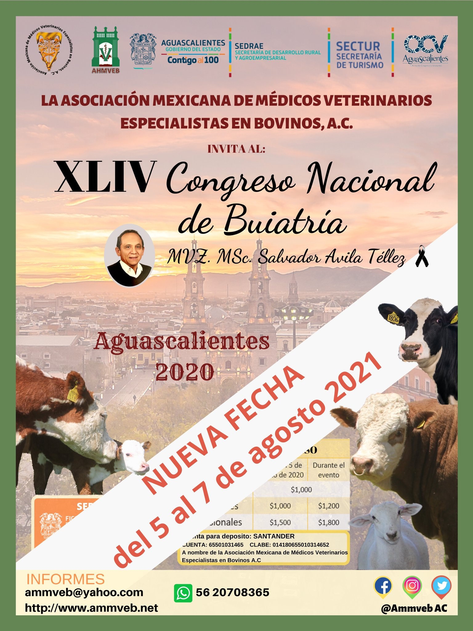 Congreso AMMVEB 2021