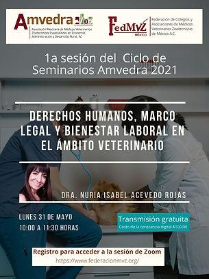 Derechos humanos, marco legal y bienesta