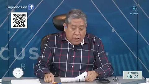 Entrevista al MVZ Roberto Navarro en Acustika Noticias