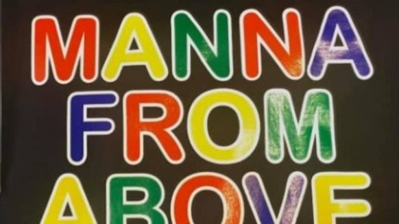 Manna From Above Colors T-shirt