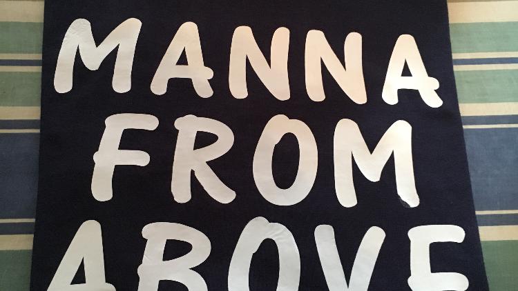 Manna From Above Original T-shirt
